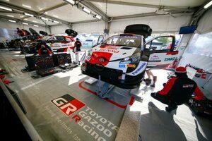 トヨタ、第4戦ポルトガルでニューエンジン投入。WRCハイブリッド時代に引き継がれる最新型