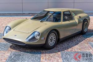 アルファロメオ博物館で見つけた、残念なミドシップ車3選