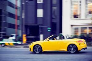 Audi TT Roadster──駐車場に戻ると嬉しくなる 愛嬌たっぷりな相棒グルマ