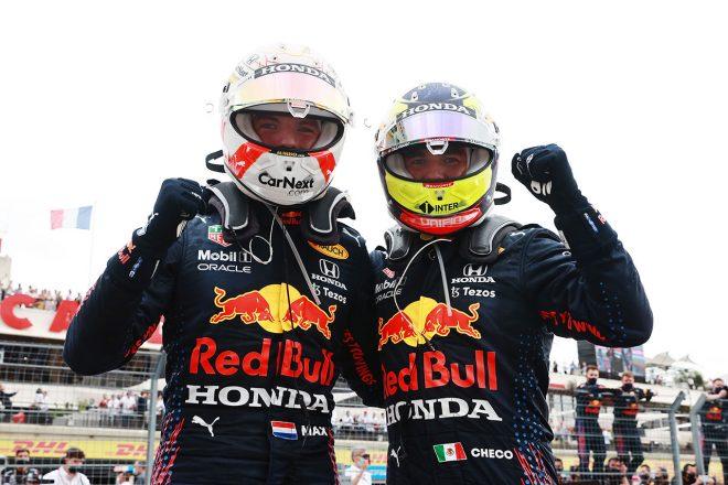 フェルスタッペン今季3勝目、レッドブルがW表彰台。ホンダは1991年以来の3連勝【決勝レポート/F1第7戦】