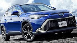 や…安い!! カローラクロス正式発表!! 200万円以下で激戦SUV市場に旋風を巻き起こす