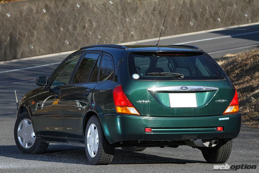 「存在感の希薄さと遭遇率の低さはピカイチ!」フォード版ファミリアS-ワゴン『レーザーリデアワゴンGL-X』に乗った!【ManiaxCars】