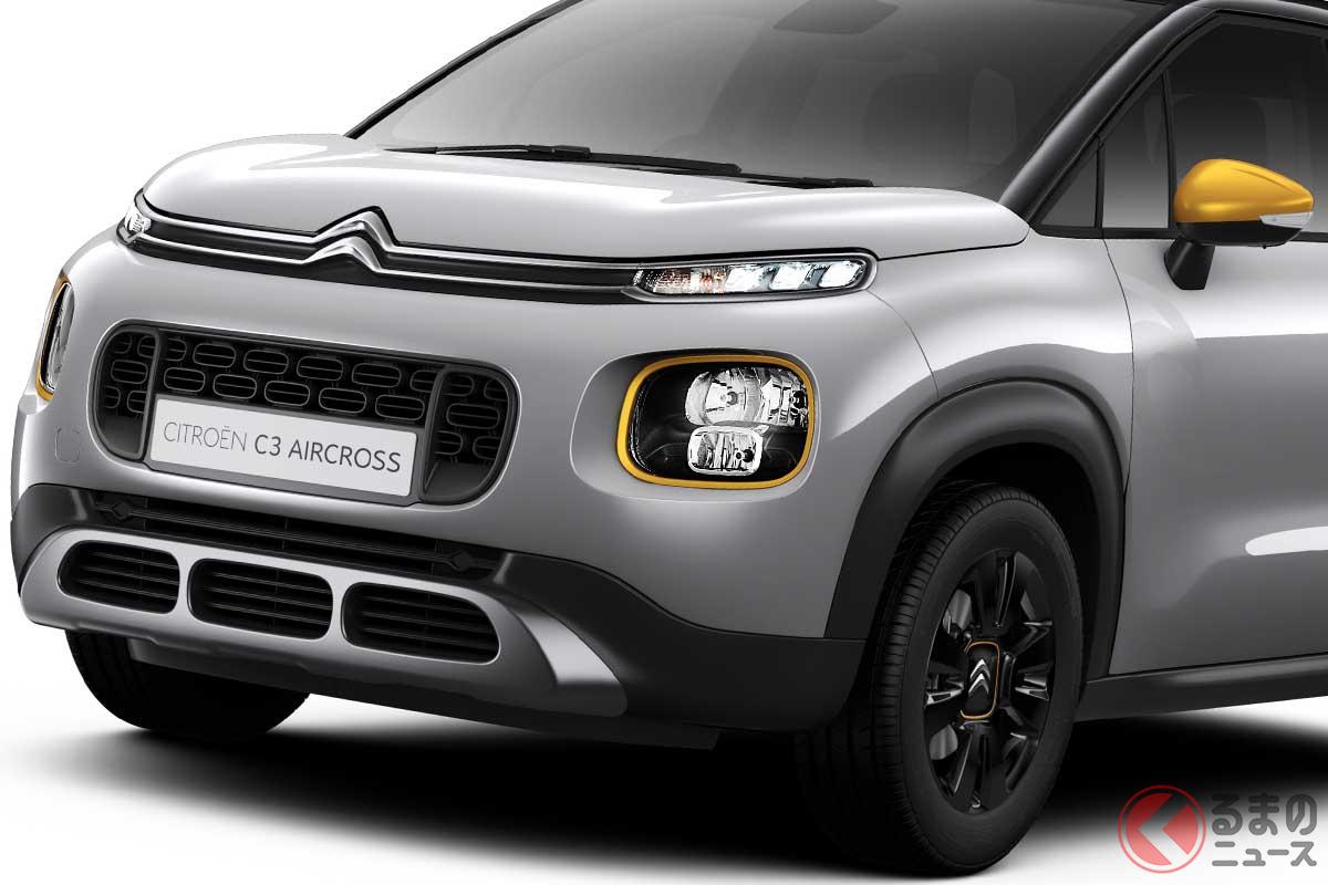サーフブランドRIP CURLとのコラボが実現 シトロエン「C3エアクロスSUV」の特別仕様車が登場