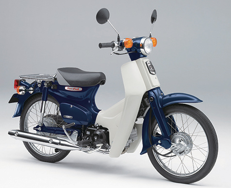 ホンダ「スーパーカブ50」ヒストリーガイド【名車の歴史】1958に誕生した初代モデルからずっと大人気! スーパーカブの系譜