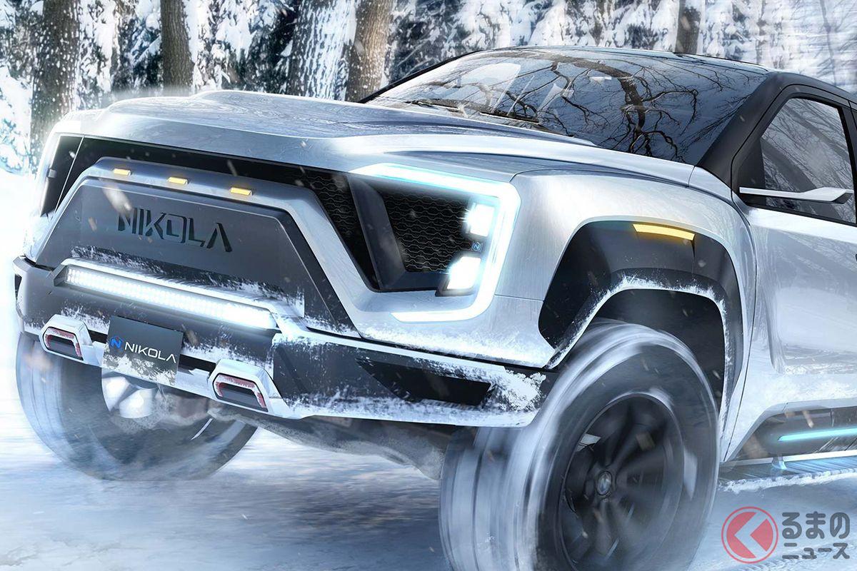 900馬力のスーパーマシン新型「バジャー」がスゴい! トヨタ「タンドラ」同等のモデルとは