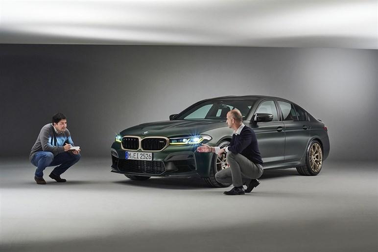 BMW M5の頂点モデル「CS」の取材成功。コンペティションより600万円以上高いが日本でも早期売り切れの可能性あり