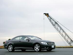 【試乗】2代目メルセデス・ベンツ CLクラスが目指した贅沢すぎる境地【10年ひと昔の新車】