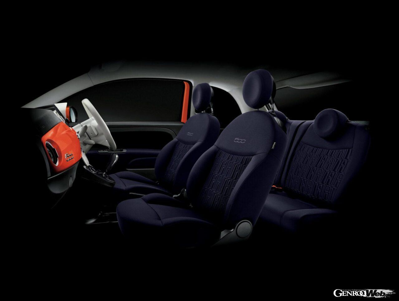 フィアット 500/500Cシリーズに、新グレード「カルト」と「ドルチェヴィータ」を追加