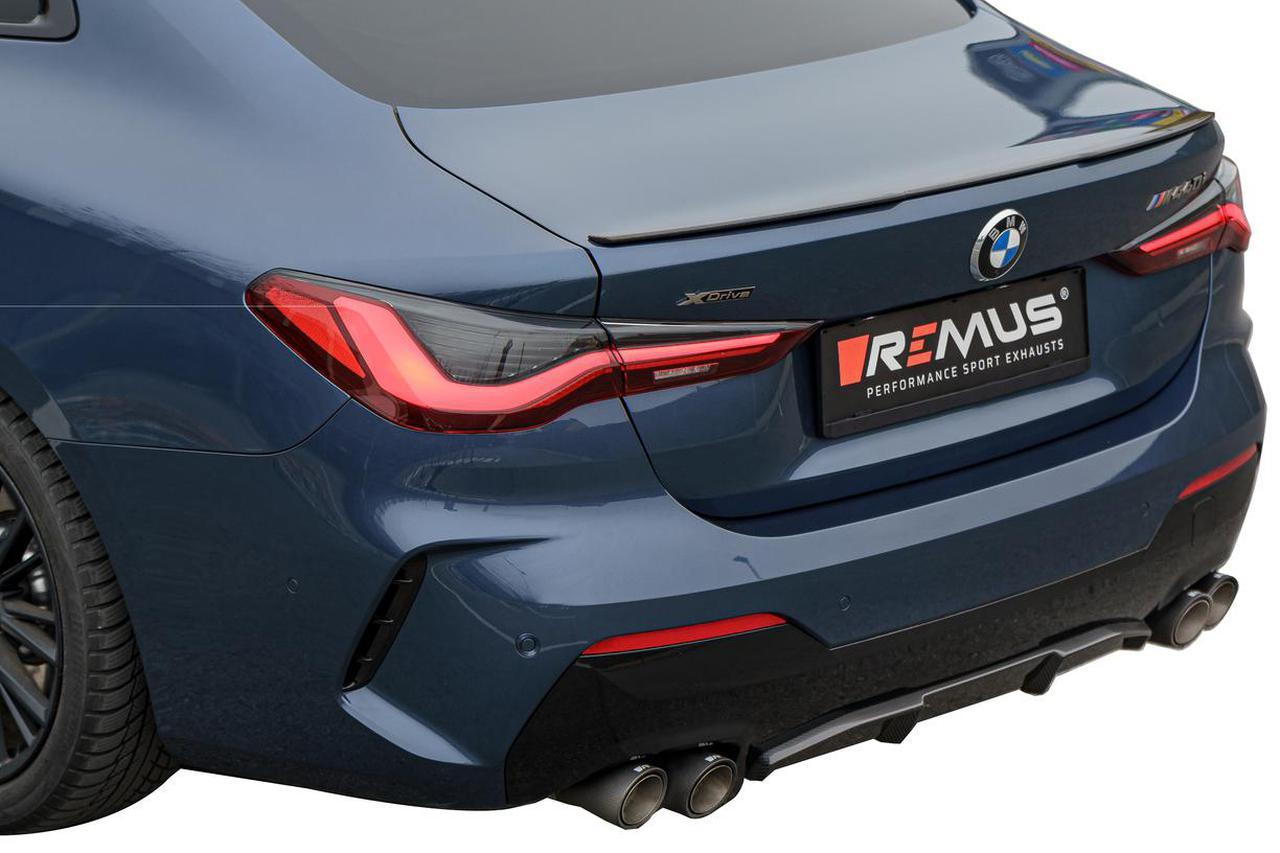 レムスがBMW M340i xDriveとM440i xDrive(G20系)用のスポーツマフラーを開発し、日本で発売