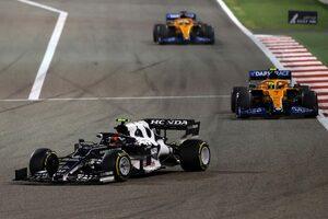 アルファタウリ・ホンダF1のガスリー「シーズン通してフェラーリやマクラーレンと中団上位を争っていける」