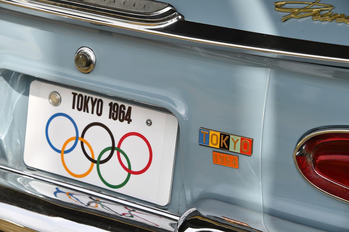 1964年当時の「聖火」も発見! 東京オリンピックで活躍した超希少「プリンス・グロリア」物語