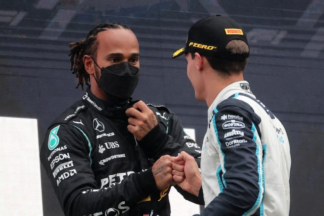 2022年F1のハミルトンに注目するロズベルグ「ラッセルに絶対に負けるわけにはいかない、難しい状況に」