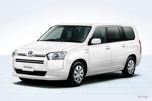 トヨタ・プロボックス/サクシードに、ハイブリッド車 価格は181万9800円~