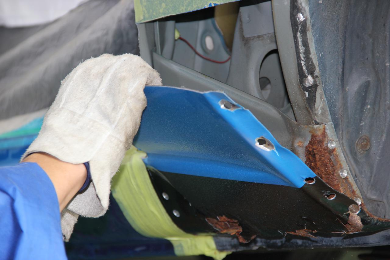 停車時にNAロードスターから「チャポン」音? 致命的な水回りトラブルを、FRPでスパッと解決