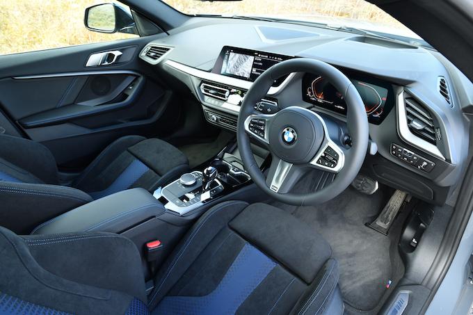 【試乗】新型 BMW 2シリーズ グランクーペ│前輪駆動で室内空間向上も、今までとは一味ちがう鋭さの増した駆け抜ける歓びを備えた1台!