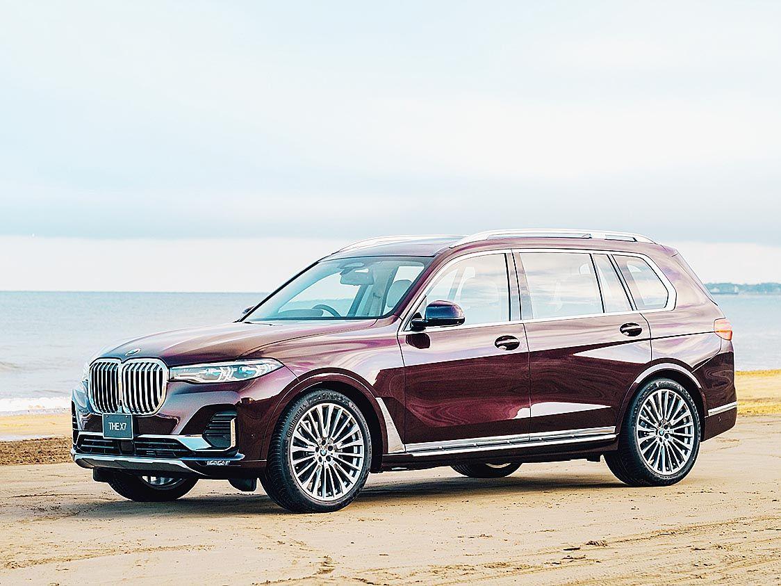 BMWジャパン、限定3台の「X7西陣エディション」 西陣の色彩芸術をインテリアトリムとセンターアームレストに採用