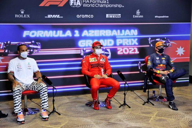 F1第6戦アゼルバイジャンGP予選トップ10ドライバーコメント(2)
