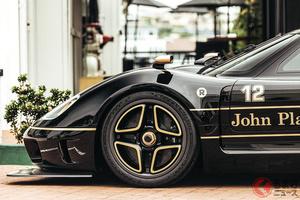 セナが乗りジェンソン・バトンが憧れた「JPS」カラーのラドフォード「タイプ62-2」は中身も凄かった