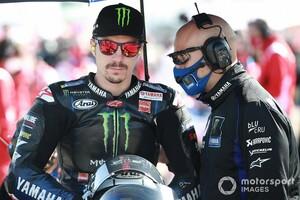 【MotoGP】もう弱点の改善はやめだ!……「ヤマハのDNAを活かす」マーベリック・ビニャーレス方向転換