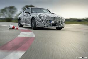 BMW 2シリーズ クーペが量産間近!ストレート6を積む小型2ドアクーペはFRを堅持