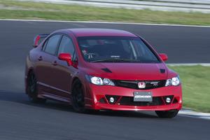 レーシングドライバーもたまげた高性能! 伝説の「シビック無限RR」リバイバル試乗