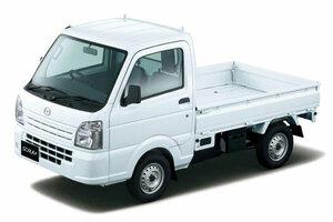 マツダ「スクラムトラック」を一部商品改良