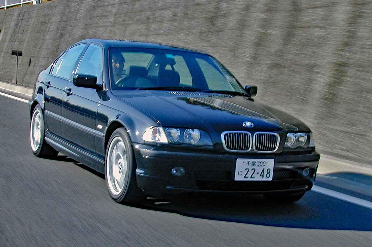 【懐かしの輸入車 03】21世紀も「駆けぬける歓び」を目指すBMWの2001年モデルに乗りまくる!