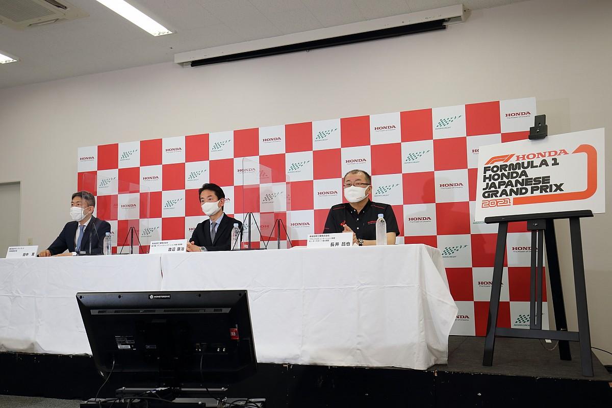 """コロナ禍で迎える2021年のF1""""ホンダ""""日本GP。鈴鹿サーキット「できることは全てやって、何とか開催したい」"""