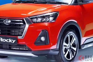 ダイハツ新型SUV「ロッキー 1.2L仕様」はどう違う? DNGA第二弾の独自仕様とは