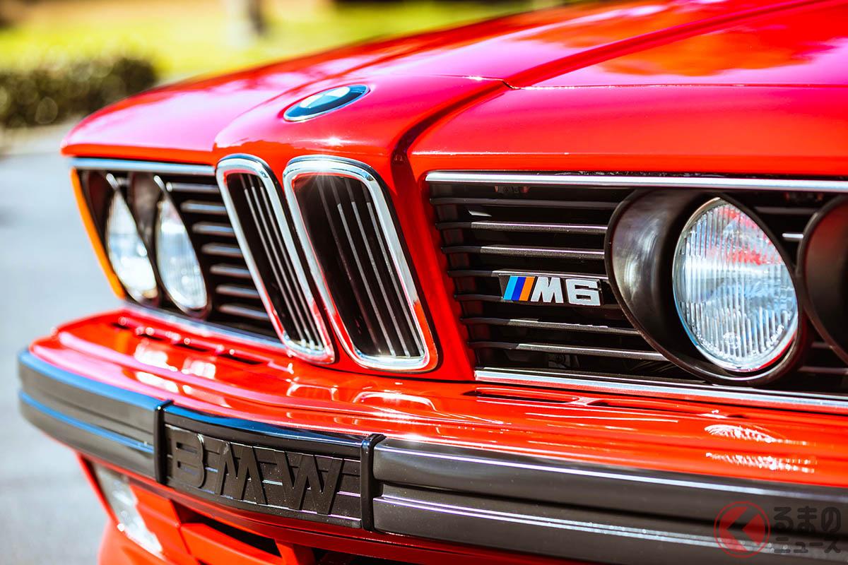 【元祖・世界一美しいクーペ】BMW「M6」は次に値上がり必至の優良物件か!?