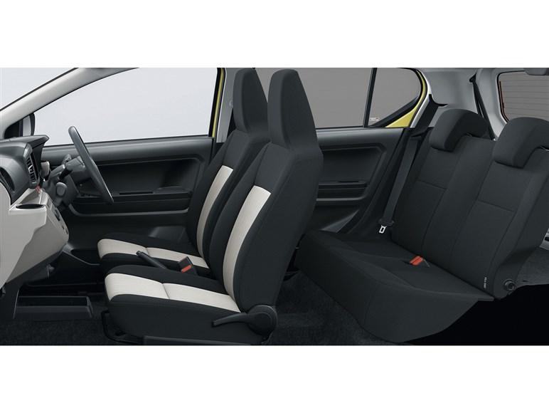 ダイハツ「ミラ イース」 燃費性能を重視したベーシックな軽自動車