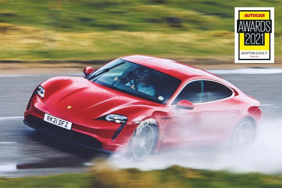 【スコットランドを480km】ポルシェ・タイカン4S 最高得点に再試乗 AUTOCARアワード2021  後編