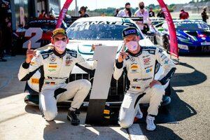 スプリントカップ最終戦はトックスポーツWRTが週末2連勝。富田組は年間2位に/GTWCヨーロッパ