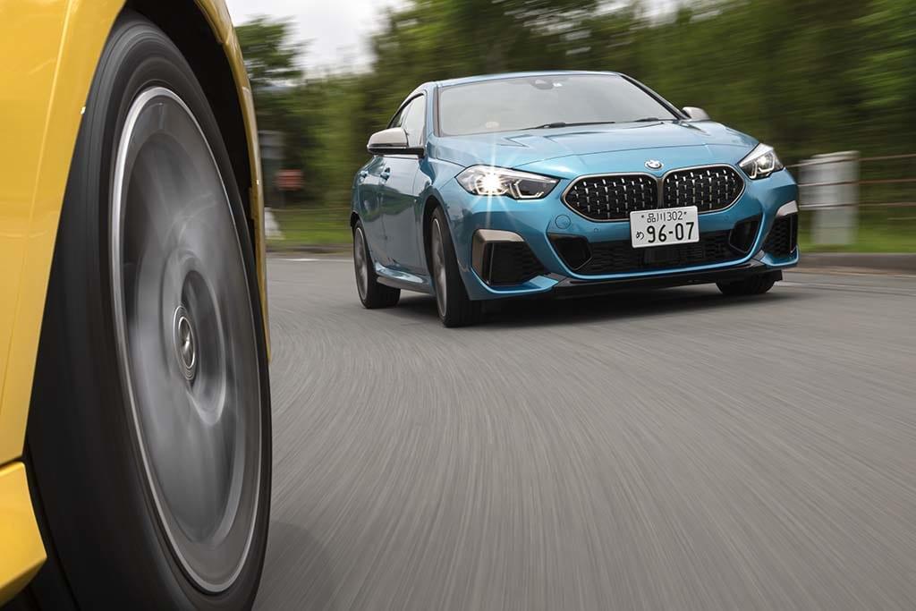 【比較試乗】「メルセデス・ベンツCLA vs BMW 2シリーズ・グランクーペ」コンパクト4ドアクーペを選ぶ価値とは?
