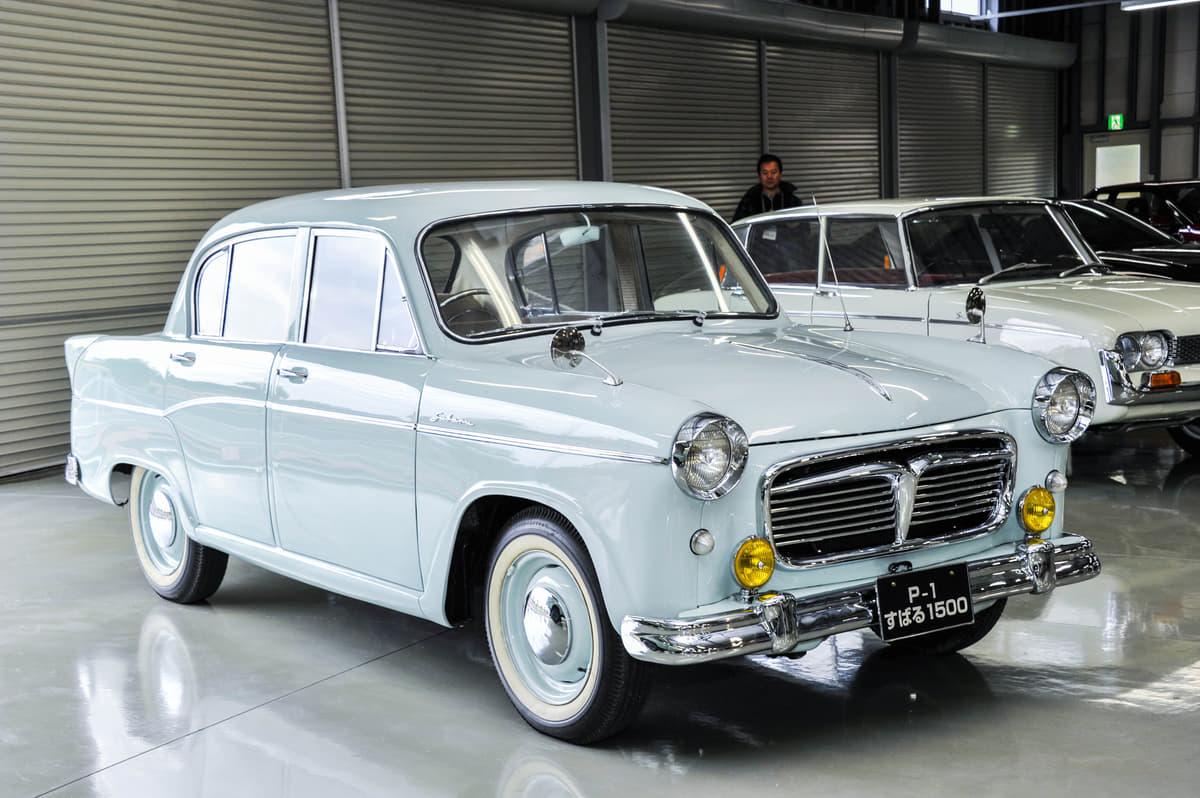 車重400kg未満! 価格50万円未満! 究極の愛され「国民車」スバル360が技術の塊だった