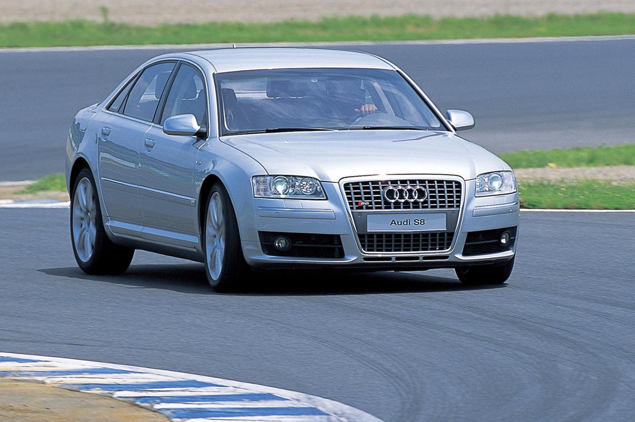 【ヒットの法則219】RS4、S6、S8は、アウディが追求するスポーツモデルの理想形だった