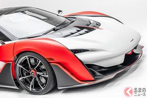「スピードテール」のサーキットモデルか!? 15台限定のマクラーレン「セーブル」とは?