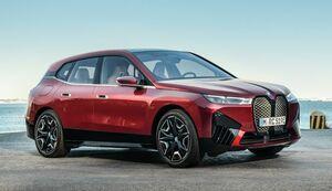 BMWの新世代電気自動車SAV「iX」のローンチエディションが日本での予約受注を開始