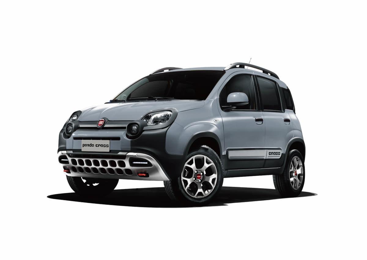 希少な6速MTを楽しめる小型SUV! 「フィアット・パンダ クロス4×4」215台限定発売