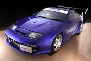 「この輝きはもはや芸術品レベル!」美しさと速さを兼ね備えた550馬力のZ32改
