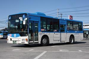 """川崎市営のバスだとひと目でわかるテイストのラッピング車が""""らしさ""""だ!! バス会社潜入レポート・川崎市交通局:編 その3"""