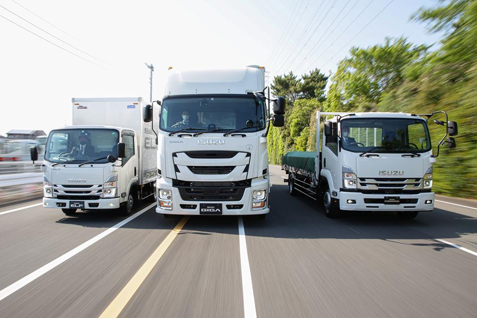 グッバイ・ディーゼル? トラックメーカー4社にディーゼルエンジンの「行く末」を聞いてみました