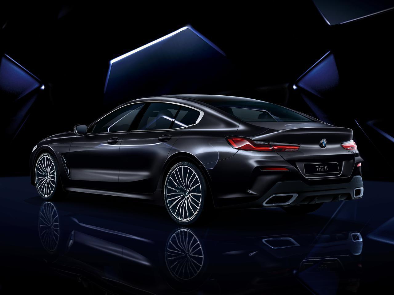 BMW 8シリーズの4ドアクーペ、840iグランクーペに限定車「コレクターズ エディション」登場