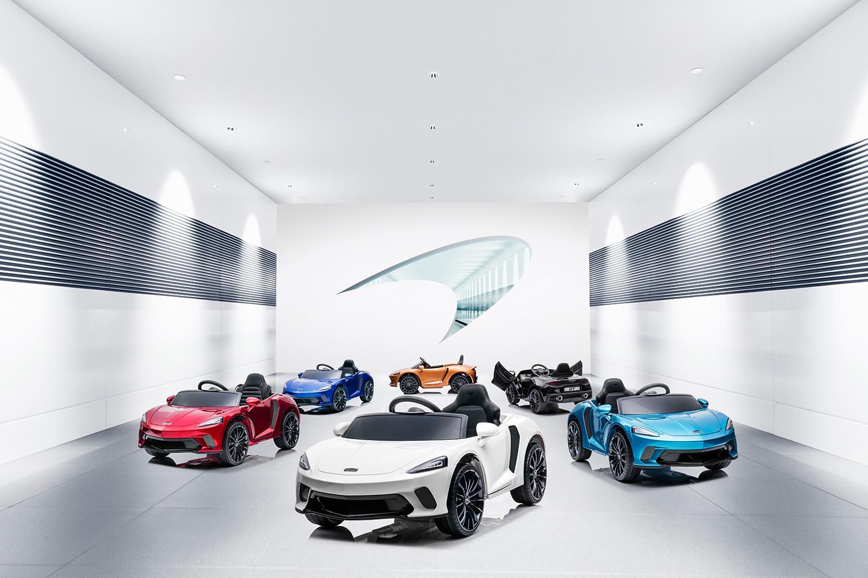子ども専用のスーパーカー!?  McLaren GTライドオンが新登場!