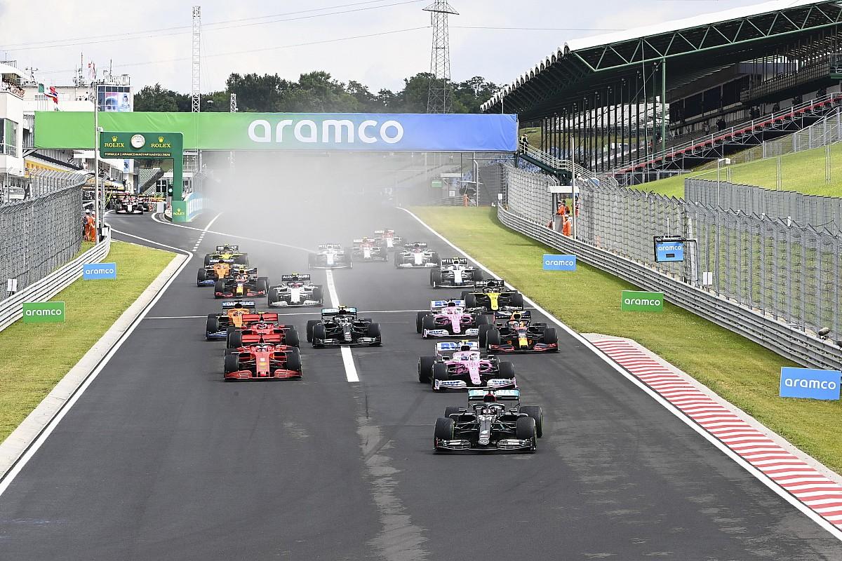 """2021年F1前半最終戦、""""低速""""ハンガロリンクを制するのは?:DAZN F1ハンガリーGP配信スケジュール"""