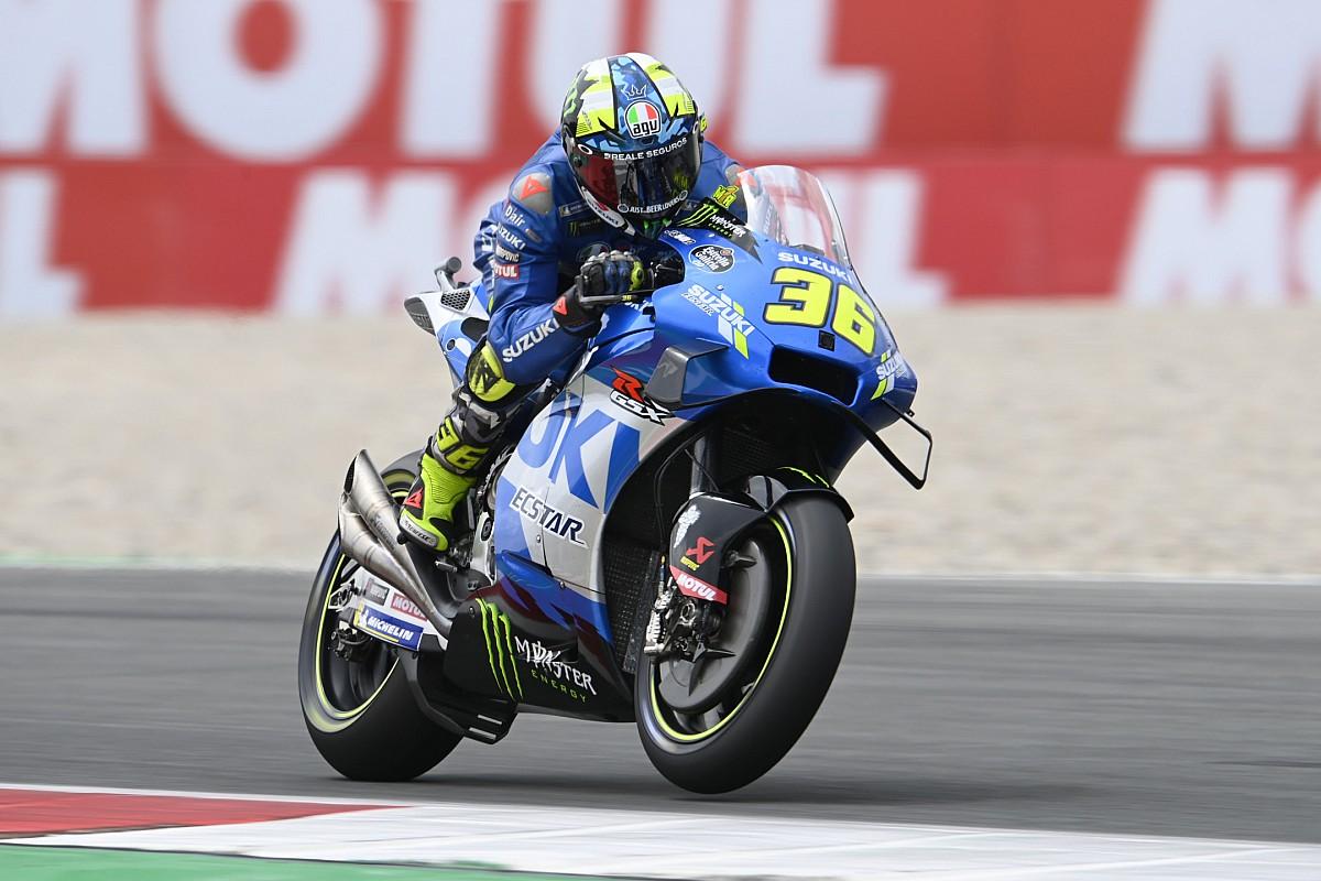 """【MotoGP】「ライバルの進化は""""予想以上""""だった」ジョアン・ミル、苦々しい思いで苦境認める"""