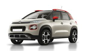 シトロエンC3エアクロスSUVにブラウンレザーを採用した特別仕様車「キュイール」を設定し発売