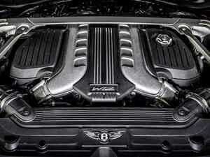 コンチネンタルGTスピードのW12エンジンは659psに到達!ベントレー史上最高の運動性能を誇る