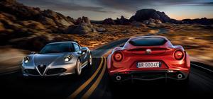 アルファロメオ「4C」「4Cスパイダー」が年内で生産を終了!2020年末に限定車を50台発売