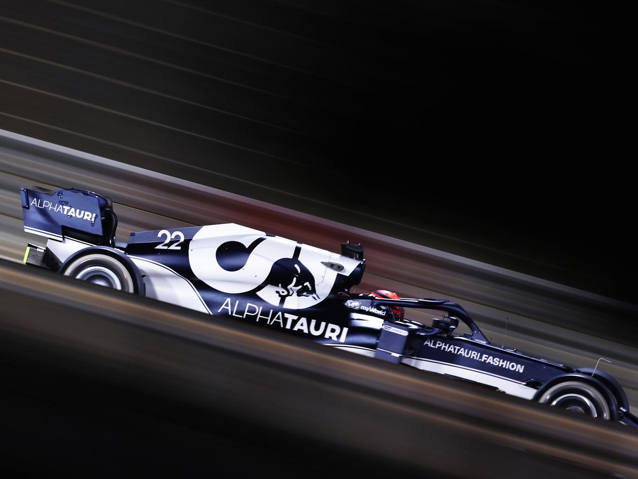 F1第2戦の角田裕毅に世界が注目。イモラはアルファタウリのホームコース、データは豊富だ【モータースポーツ】